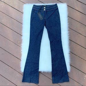 Carlisle Collection | Indigo Per Se Flair Jeans